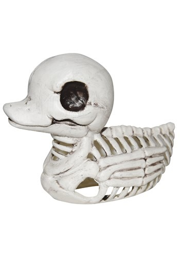 Skeleton Duck Decoration