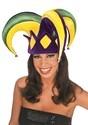 Adult Mardis Gras Jester Hat