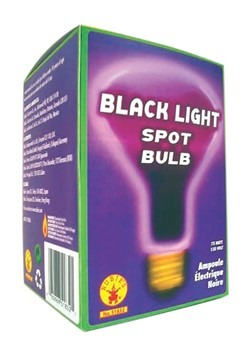 75w Spot Black Light Bulb