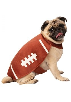 Touchdown Football Dog Costume