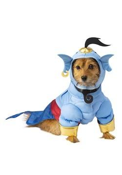 Aladdin Genie Dog Costume