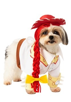 Toy Story Jessie Dog Costume
