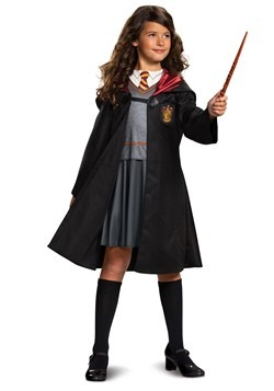 Girl's Harry Potter Classic Hermione Costume