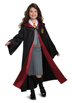 Girl's Harry Potter Deluxe Hermione Costume