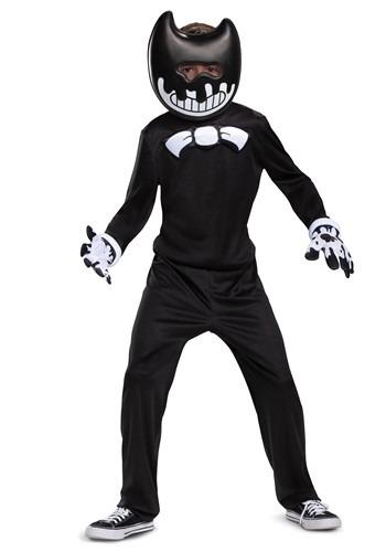 Child's Bendy & The Ink Machine Ink Bendy Costume