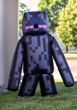 Kids Minecraft Inflatable Enderman Costume Updated