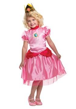 Toddler Super Mario Toddler Classic Princess Peach Costume