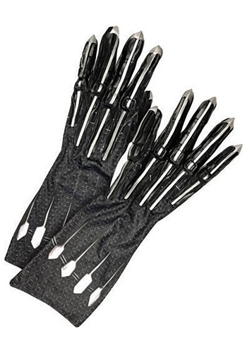 Avengers Endgame Black Panther Adult Deluxe Gloves