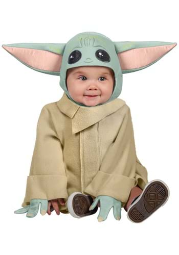 Mandalorian The Child Costume1