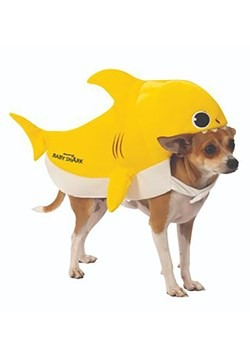 Babyshark Dog Costume