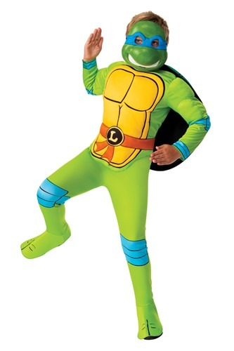 TMNT Classic Leonardo Child Costume
