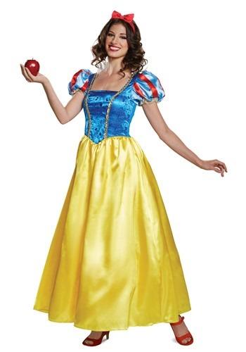 Deluxe Adult Snow White Costume