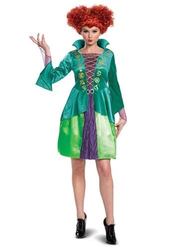Hocus Pocus Women's Classic Wini Costume