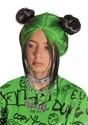 Billie Eilish Child's Green Double Bun Wig