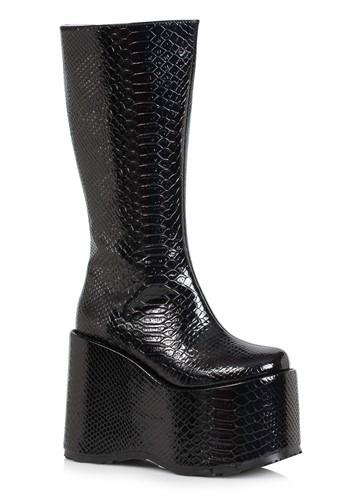 Womens Black Monster Boots