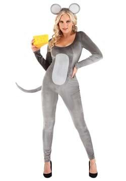 Women's Mouse Jumpsuit Costume