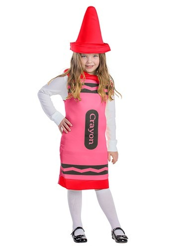 Toddler Red Crayon Costume