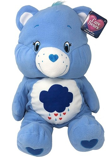 "Care Bears Grumpy Bear 24"" Plush"