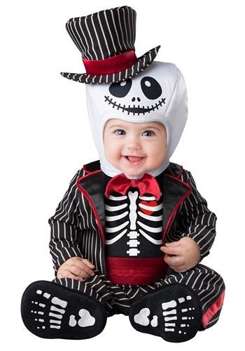 Infant Skeleton Costume