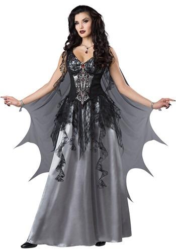 Women's Dark Vampire Countess Costume