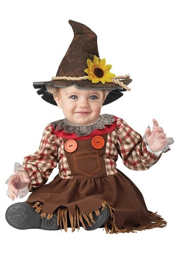 Infant Sunny Scarecrow Costume