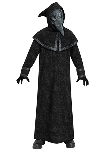 Child's Plague Doctor Costume
