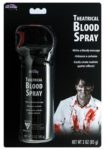 3oz Blood Writer Spray Can