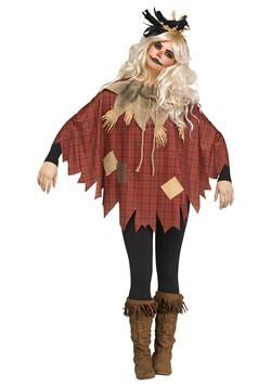 Women's Scarecrow Poncho