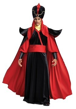 Adult Plus Jafar Costume