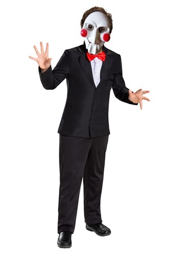 Child's Sinister Puppet Costume