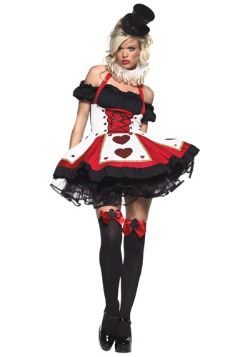 Peasant Top Queen of Hearts Costume