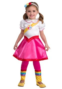 True and The Rainbow Kingdom Girls Classic True Costume