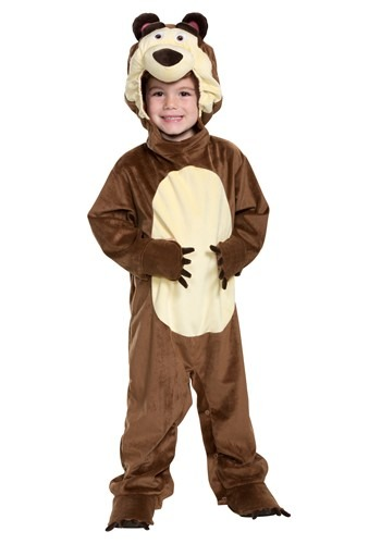 Masha and The Bear Boys The Bear Costume