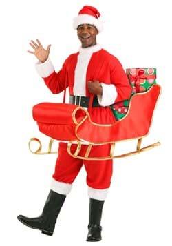 Ride in a Santa Sleigh Accessory
