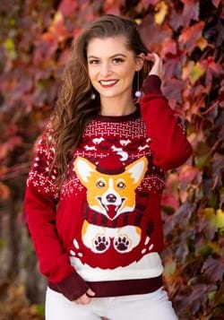 A Very Corgi Christmas Ugly Christmas Sweater
