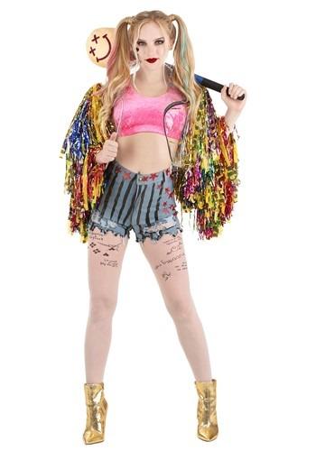 Birds of Prey Women's Premium Harley Quinn Costume