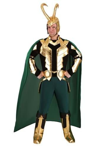 Men's Marvel Loki Premium Costume