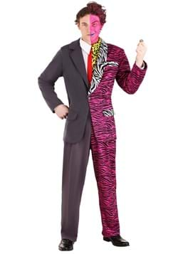 Batman Forever Men's Two-Face Premium Costume