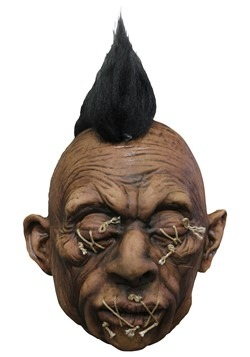 Voodoo Shrunken Head Accessory