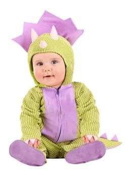 Baby Purple Triceratops Costume