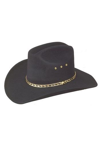 Child Black Cowboy Hat