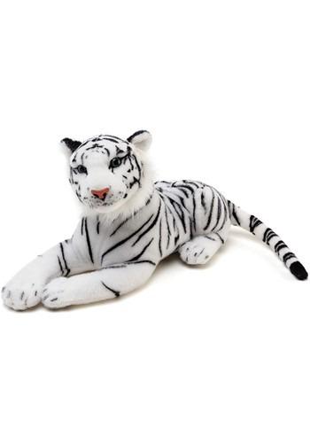 Saphed the White Tiger Animal Plush