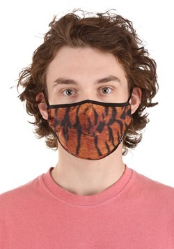 Tiger Protective Fabric Face Covering Mask