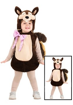 Infant Nutty the Squirrel Costume