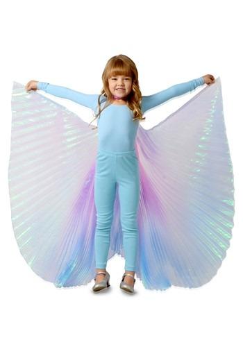 Child Iridescent Theater Wings