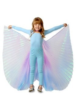 Child Iridescent Theater Wings