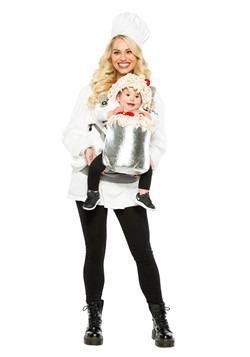 Infant Chef & Spaghetti Costume