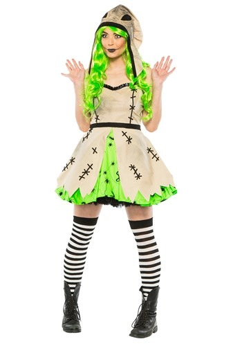 Women's Bug Monster Costume