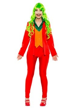Women's Wicked Prankster Costume