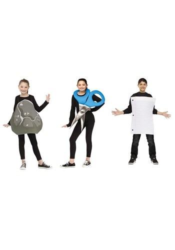 """Kid""""s Rock, Paper, Scissors Costume"""